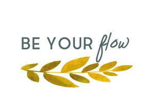 BE YOUR FLOW logo